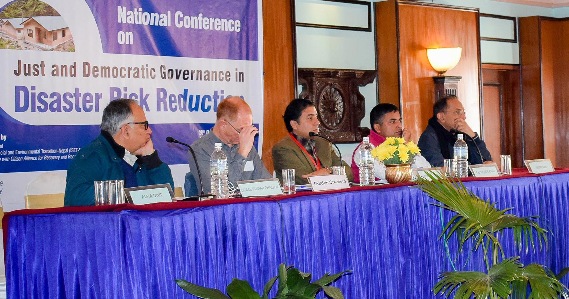 National Conference of PESAP