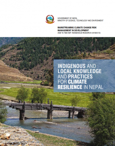 Indigenous and Local Knowledge and Practices for Climate Resilience in Nepal