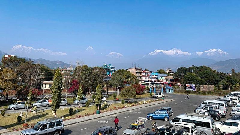 Nepal's silent emergency: springs going dry