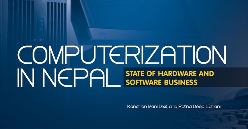 Computerization in Nepal