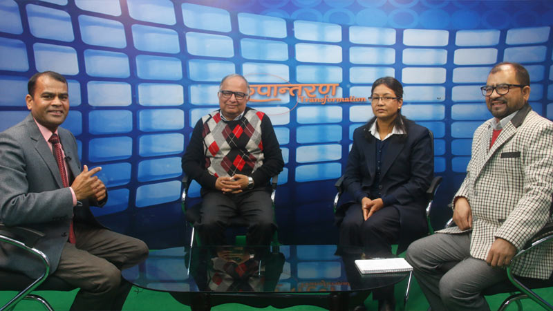 Status of Urban Safety in Nepal, Rupantaran Eps 264