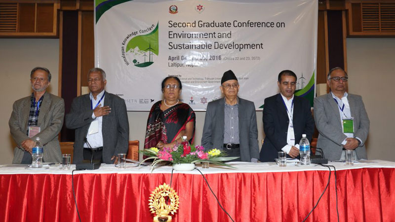 Himalayan Knowledge Conclave: TTI's support in knowledge sharing