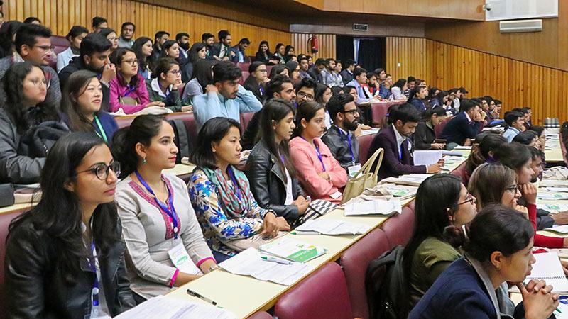Graduate Conference 2019 - ISET-Nepal