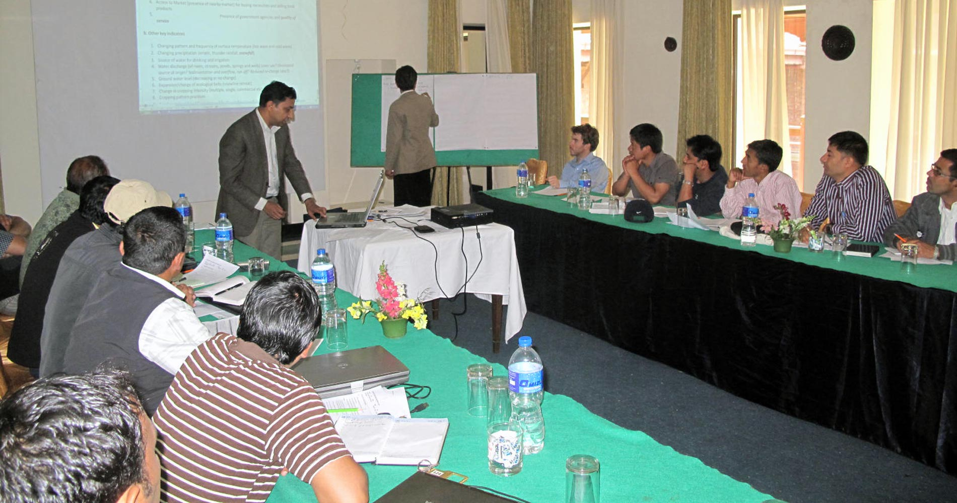 Strengthening the Nepal Food Security Monitoring System (NeKSAP) for Informed Climate Change Planning and Policies