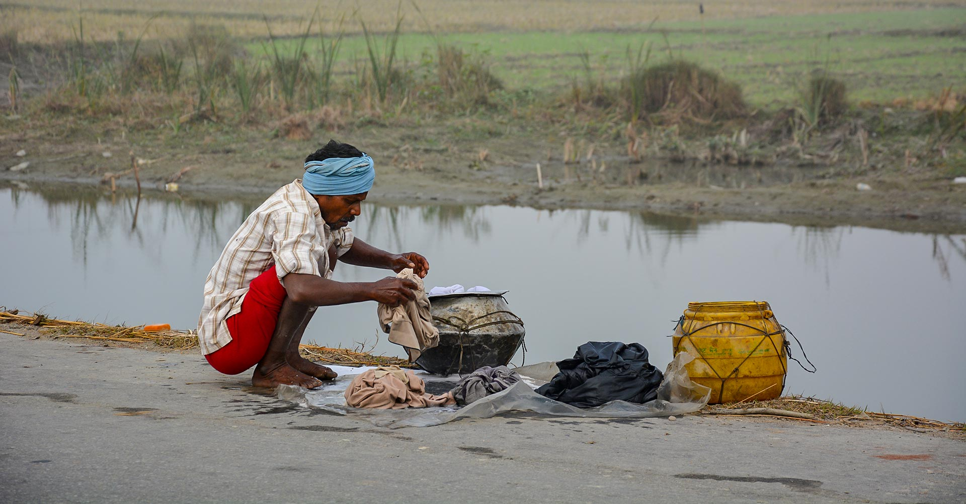 Strengthening People's Perspective on Water Commons in South Asia
