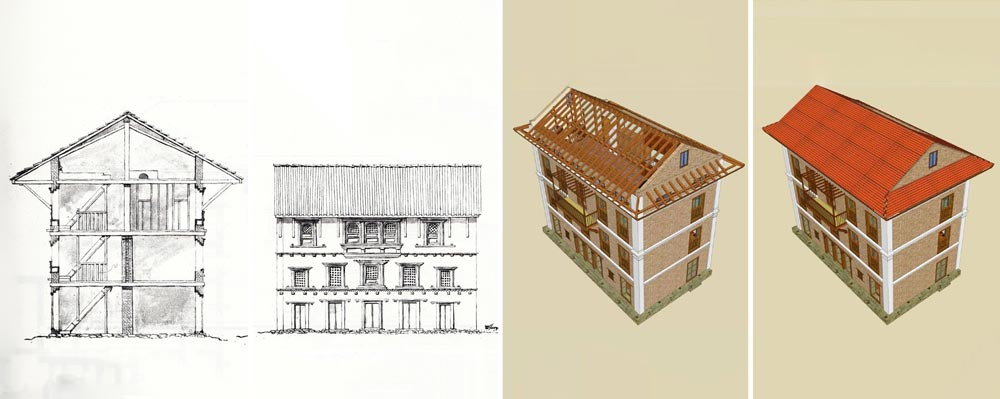 Seismic Resilient Reconstruction of Traditional Buildings of Kathmandu valley