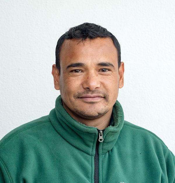 Bishnu Shrestha