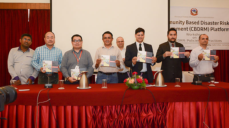 Workshop on Urban DRR: Policies and Practices
