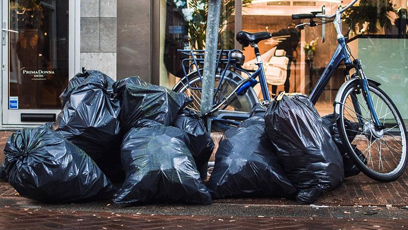 Garbage of Kathmandu City