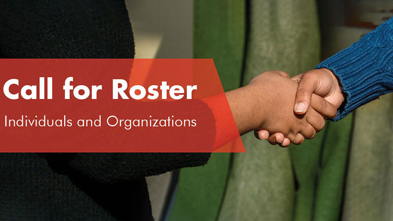 Call for Roster - ISET Nepal