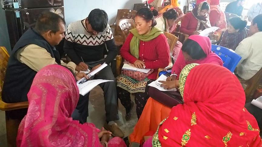 Expanding water dialogues in Koshi Basin